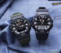 Zegarek męski Casio sportowe HDC-700-3AVEF - duże 2