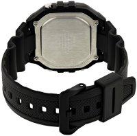 Zegarek męski Casio sportowe W-218H-1AVEF - duże 3