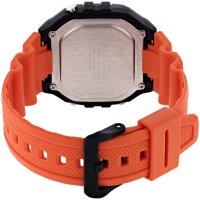 Zegarek męski Casio sportowe W-218H-4B2VEF - duże 3