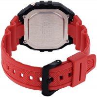 Zegarek męski Casio sportowe W-218H-4BVEF - duże 3