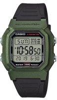 Zegarek męski Casio sportowe W-800HM-3AVEF - duże 1
