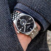 Zegarek męski Certina ds-8 C033.457.11.051.00 - duże 3