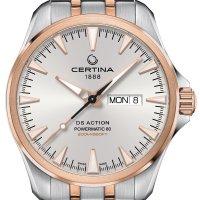 Zegarek męski Certina ds action C032.430.22.031.00 - duże 2