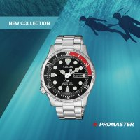 Zegarek męski Citizen diver's NY0085-86EE - duże 2