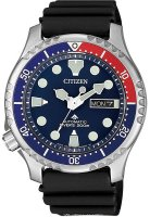 Zegarek męski Citizen promaster NY0086-16LE - duże 1