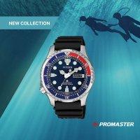 Zegarek męski Citizen promaster NY0086-16LE - duże 2