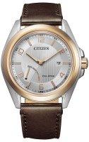 Zegarek męski Citizen ecodrive AW7056-11A - duże 1