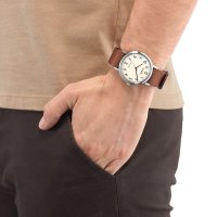 Zegarek męski Citizen ecodrive BJ6501-28A - duże 4
