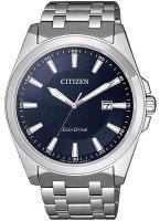 Zegarek męski Citizen ecodrive BM7108-81L - duże 1