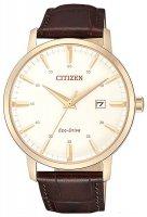 Zegarek męski Citizen ecodrive BM7463-12A - duże 1