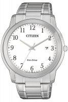 Zegarek męski Citizen elegance AW1211-80A - duże 1