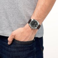 Zegarek męski Citizen automat NJ0100-11E - duże 5