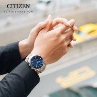 Zegarek męski Citizen radio controlled CB5020-87L - duże 5