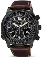 Zegarek męski Citizen radio controlled CB5865-15E - duże 1