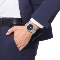 Zegarek męski Citizen titanium BJ6520-82L - duże 4