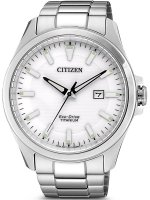 Zegarek męski Citizen titanium BM7470-84A - duże 1