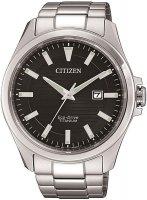 Zegarek męski Citizen titanium BM7470-84E - duże 1