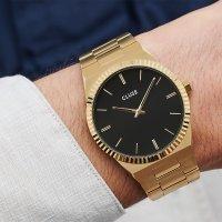 Zegarek męski Cluse vigoureux CW0101503007 - duże 4