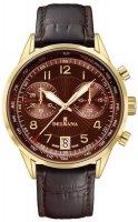 Zegarek męski Delbana retro 42601.672.6.104 - duże 1