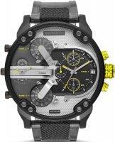 Zegarek męski Diesel daddies DZ7422 - duże 1