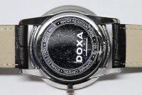 Zegarek męski Doxa slim line 105.10.101.01-POWYSTAWOWY - duże 2