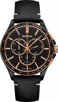 Zegarek męski Doxa trofeo 287.70R.101.01 - duże 1