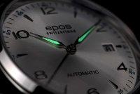 Zegarek męski Epos originale 3427.130.20.58.25 - duże 6