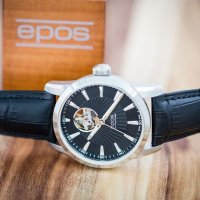 Zegarek męski Epos sophistiquee 3423.133.20.15.25 - duże 2
