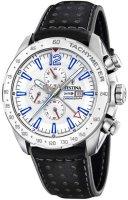 Zegarek męski Festina chronograf F20440-1 - duże 1