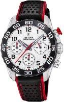 Zegarek męski Festina chronograf F20458-1 - duże 1