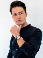 Zegarek męski Festina retro F20205-2 - duże 2
