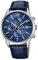 Zegarek męski Festina chronograf F20284-3 - duże 1