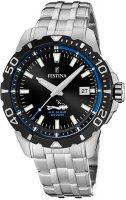 Zegarek męski Festina sport F20461-4 - duże 1