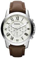 Zegarek męski Fossil grant FS4735IE - duże 1