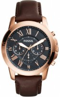 Zegarek męski Fossil grant FS5068IE - duże 1
