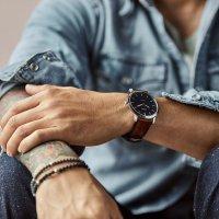 Zegarek męski Fossil the minimalist FS5304 - duże 4