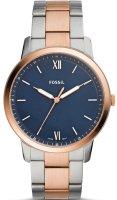 Zegarek męski Fossil the minimalist FS5498 - duże 1
