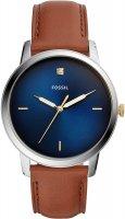 Zegarek męski Fossil the minimalist FS5499 - duże 1