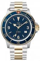 Zegarek męski Glycine combat GL0262 - duże 1