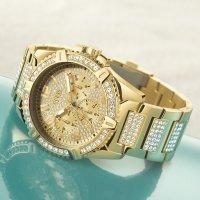 Zegarek męski Guess bransoleta W0799G2 - duże 5