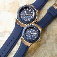 Zegarek męski Guess pasek W1049G2 - duże 2
