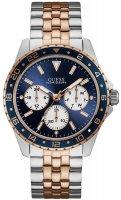 Zegarek męski Guess W1107G3 - duże 1
