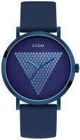 Zegarek męski Guess pasek W1161G4 - duże 1