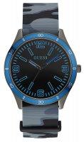 Zegarek męski Guess pasek W1163G1 - duże 1
