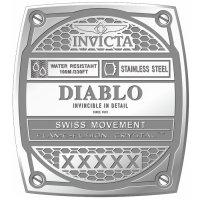 Zegarek męski Invicta s1 rally 25937 - duże 3