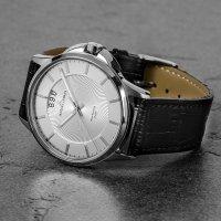 Zegarek męski Jacques Lemans classic 1-1540B - duże 2
