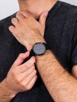Zegarek męski klasyczny Timex Originals T2N794 Originals Oversized szkło mineralne - duże 3