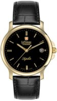 Zegarek męski Le Temps zafira LT1065.58BL61 - duże 1