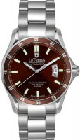 Zegarek męski Le Temps triathlon LT1078.16BS01 - duże 1