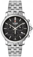 Zegarek męski Le Temps zafira LT1057.12BS01 - duże 1